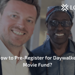 How to pre-register for Daywalker Movie Fund
