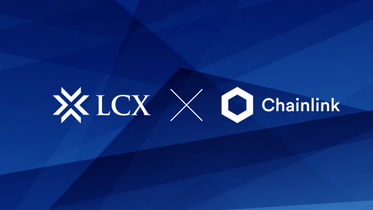 LCX Chooses Chainlink to Provide Credible Reference Prices for Cryptocurrencies