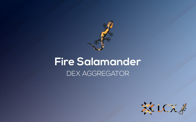 Fire Salamander LCX